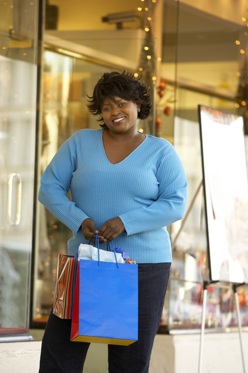 Shopping Plus Size Clothes